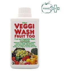 Veggi Wash płyn do mycia warzyw i owoców, koncentrat 500ml