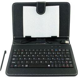 Etui na tablet z klawiaturą USB + rysik