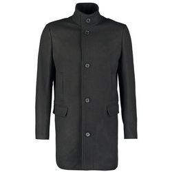 Pier One Płaszcz wełniany /Płaszcz klasyczny black