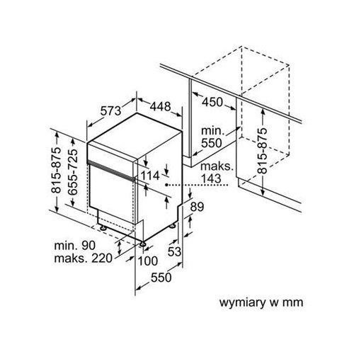 Bosch SPI53M25