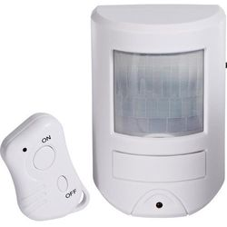 System alarmowy bezprzewodowy, Cordes CC-400 001010, maksymalny zasięg: 10 metrów