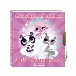 Pamiętnik zamykany Littlest Pet Shop