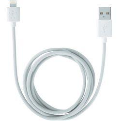 Kabel USB 2.0, Belkin F8J023bt04-WHT, do iPoda, iPhone'a, iPada, złącze Lightning, 1,2 m, biały