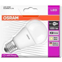 Żarówka LED OSRAM STCLA75 9W E27