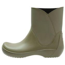 Crocs RAINFLOE Kalosze army green