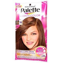 PALETTE Instant Color 16 Czekoladowy brąz Szampon koloryzujący