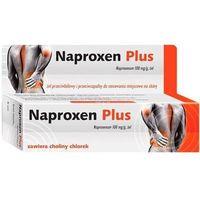 Naproxen Plus zel 10% x 50g /Emo
