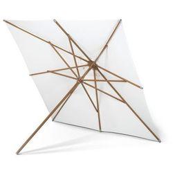 Skagerak MESSINA Parasol Ogrodowy 300x300 cm - Drewno Meranti