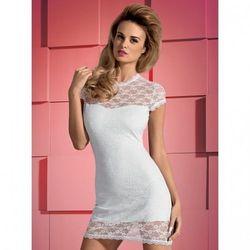 Dressita sukienka i stringi białe XXL