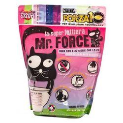 Żwirek silikonowy MrForce bezzapachowy 1,5kg DOSTAWA 24H!