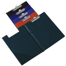Clipboard deska z klipem i okładką, format A4, granatowa