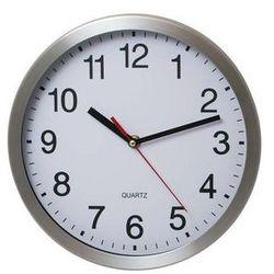 Zegar aluminiowy na ścianę 10