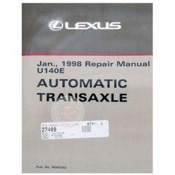 U140E Książka techniczna asb Lexus/Toyota