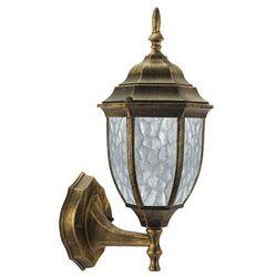 Latarenka ogrodowa ANS-LIGHTING Metus Decor 8016W1 Stare złoto