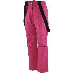 Spodnie narciarskie damskie SPDN005T 4F (fuksja)