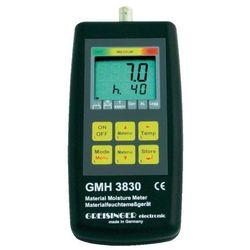 Wilgotnościomierz do materiałów Greisinger GMH 3830 HF, inwazyjny