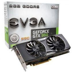 EVGA GeForce ® GTX 960 2GB SuperSC GAMING