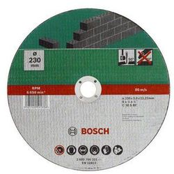 Tarcza tnąca kamień, 230mm Bosch