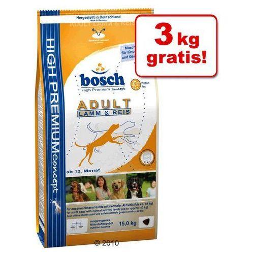 15 kg 3 kg gratis 18 kg bosch adult maxi dr b. Black Bedroom Furniture Sets. Home Design Ideas