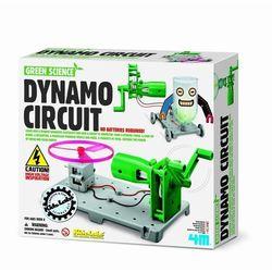 Green Science Obwodowy generator prądu