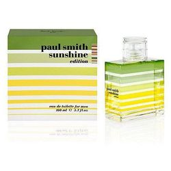 PAUL SMITH Sunshine Edition For Men perfumy męskie - woda toaletowa 100ml
