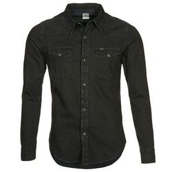 Lee WESTERN SHIRT SLIM FIT Koszula pitch black