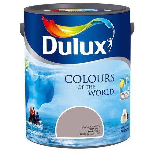 Farba Kolory Świata Dulux Szara Poświata 2.5L