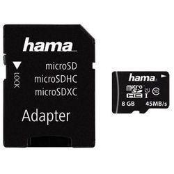 Hama MICRO SDHC 8GB 114991