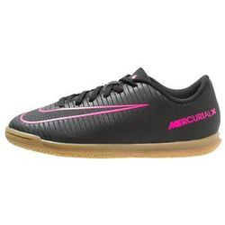 Nike Performance MERCURIAL VORTEX III IC Halówki black/pink blast