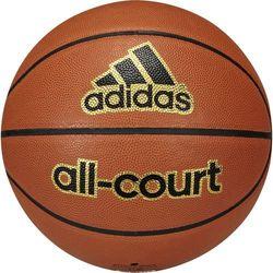 adidas Performance ALL COURT Piłka do koszykówki orange 89.00 bt (-10%)