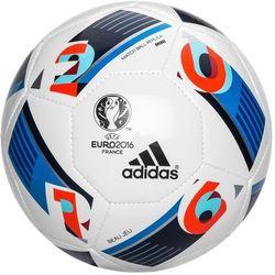 Adidas piłka Beau Jeu Ball EURO16 MINI rozmiar 1 - Gwarancja terminu lub 50 zł! - Bezpłatny odbiór osobisty: Wrocław, Warszawa, Katowice, Kraków