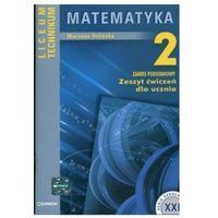 Matematyka 2 Zeszyt ćwiczeń - Marzena Orlińska (opr. kartonowa)