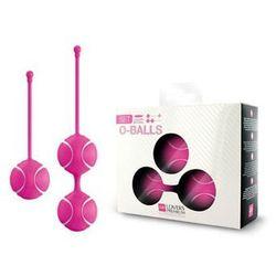 Kulki orgazmowe LoversPremium - O-Balls Set 2 zestawy różowy