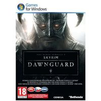 The Elder Scrolls 5 Skyrim Dawnguard (PC)