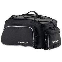 Torba na bagażnik Giant ST. czarna.