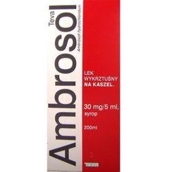 AMBROSOL PLIVA 30 mg/5 ml syrop 200 ml