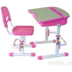 Biurko dziecięce Capri Pink