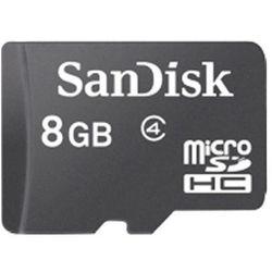 Karta SANDISK microSDHC/8GB