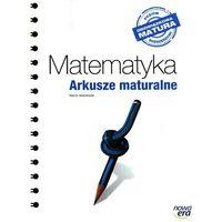 MATEMATYKA ARKUSZE MATURALNE ZAKRES ROZSZERZONY 2012 (opr. miękka)