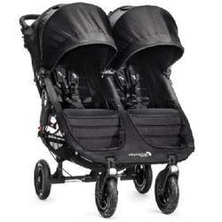 Baby Jogger Wózek spacerowy podwójny City Mini GT Double black / black