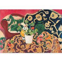 15-515872 Puzzle Czerwone kwiaty - GOLD EDYCJA