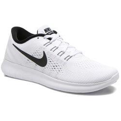 Buty sportowe Nike Wmns Nike Free Rn Damskie Białe 100 dni na zwrot lub wymianę