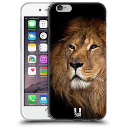 Etui silikonowe na telefon - WILDLIFE LION