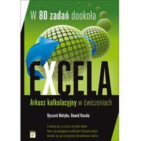 W 80 zadań dookoła Excela. Zaawansowane funkcje arkusza kalkulacyjnego w ćwiczeniach (opr. miękka)