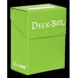 Pudełko ultra pro deck box light green