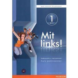 Mit links 1 Podręcznik z ćwiczeniami. Kurs podstawowy (+CD) (opr. miękka)