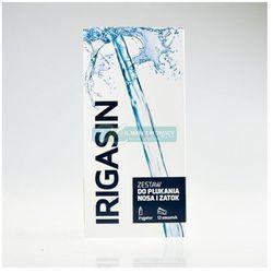 Irigasin, zestaw (butelka+12 saszetek)