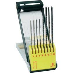 Zestaw brzeszczotów do wyrzynarki Bosch 0 601 858 001, typU, drewno/metal, 8 szt.
