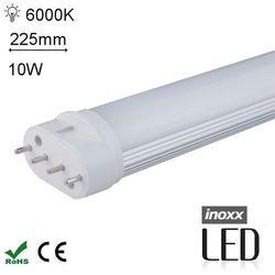 INOXX OL2G11 6000K 10W Świetlówka LED 2G11 4pin Zimna 10W 225mm 6000K