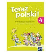 J.Polski SP 4 Teraz polski! Podr. NE